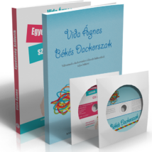 Vida Ágnes Békés Dackorszak + Egyéniség Születik könyvcsomag CD mellékletekkel