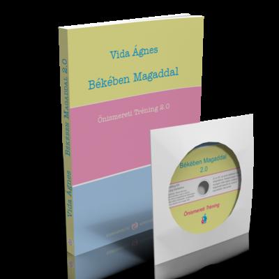 Vida Ágnes - Békében Magaddal Önismereti Könyv - CD melléklettel