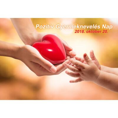 Pozitív Gyermeknevelés Nap - PÁROS JEGY